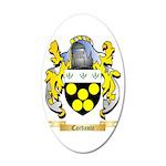 Cardante 35x21 Oval Wall Decal