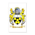 Cardante 35x21 Wall Decal