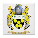 Cardante Tile Coaster