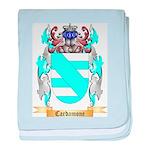 Cardamone baby blanket