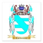 Cardamone Square Car Magnet 3