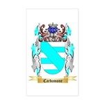 Cardamone Sticker (Rectangle)