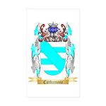 Cardamone Sticker (Rectangle 10 pk)