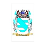 Cardamone Sticker (Rectangle 50 pk)