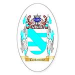 Cardamone Sticker (Oval)