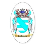 Cardamone Sticker (Oval 10 pk)