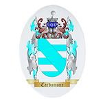 Cardamone Ornament (Oval)