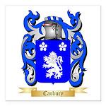 Carbury Square Car Magnet 3