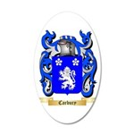 Carbury 20x12 Oval Wall Decal