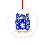Carbury Ornament (Round)