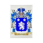 Carbrey Rectangle Magnet (100 pack)