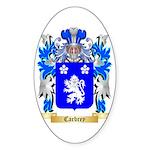 Carbrey Sticker (Oval 50 pk)