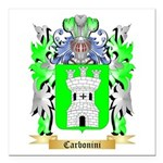 Carbonini Square Car Magnet 3