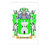 Carbonini Postcards (Package of 8)
