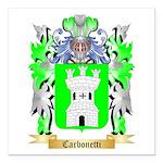 Carbonetti Square Car Magnet 3