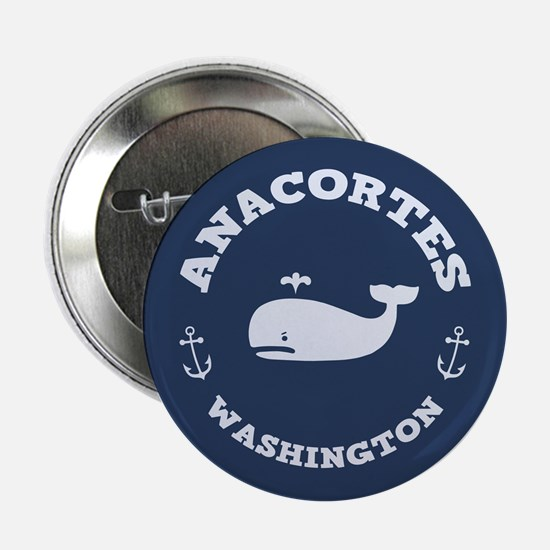 "Anacortes Whaling 2.25"" Button"