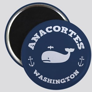 Anacortes Whaling Magnet