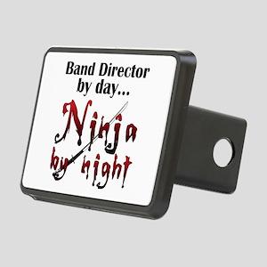 Band Director Ninja Rectangular Hitch Cover