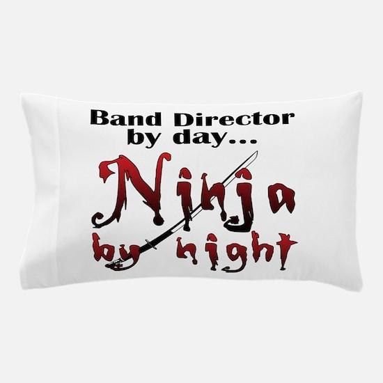 Band Director Ninja Pillow Case