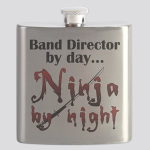Band Director Ninja Flask
