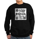 We use coins BW Sweatshirt