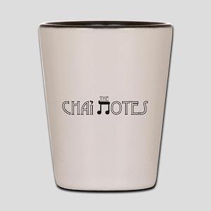 Chai Notes Logo Shot Glass