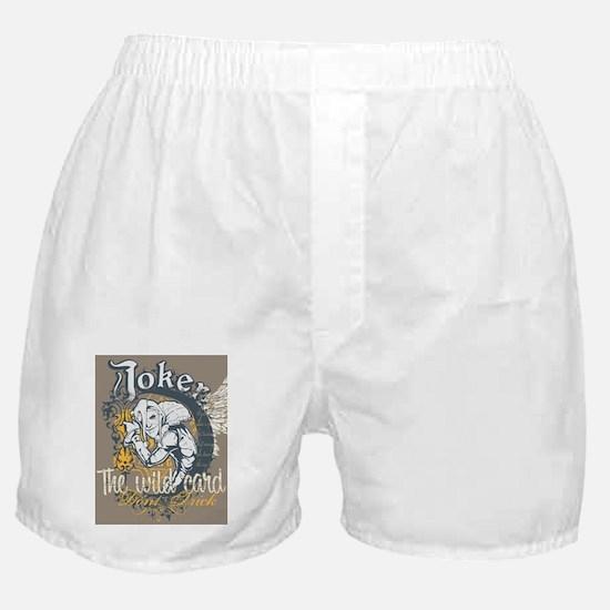 Funny Super villain Boxer Shorts