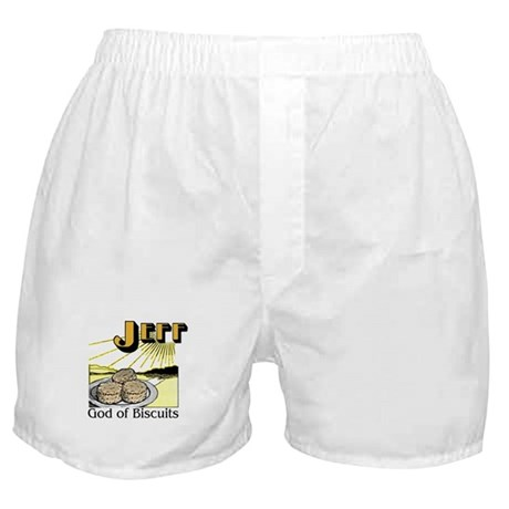 God of Biscuits Boxer Shorts