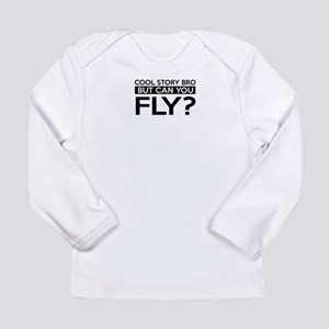 Fly job gifts Long Sleeve Infant T-Shirt