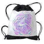 Air Spirit in Pastel Drawstring Bag