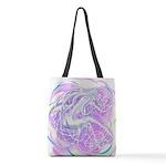 Air Spirit in Pastel Polyester Tote Bag