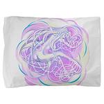 Air Spirit in Pastel Pillow Sham