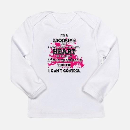 I'm a Brooklyn Girl Long Sleeve T-Shirt