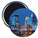 "Minneapolis 2.25"" Magnet (100 pack)"