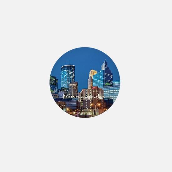Minneapolis Mini Button