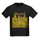Minneapolis Kids Dark T-Shirt