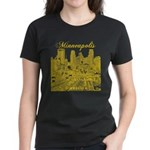 Minneapolis Women's Dark T-Shirt