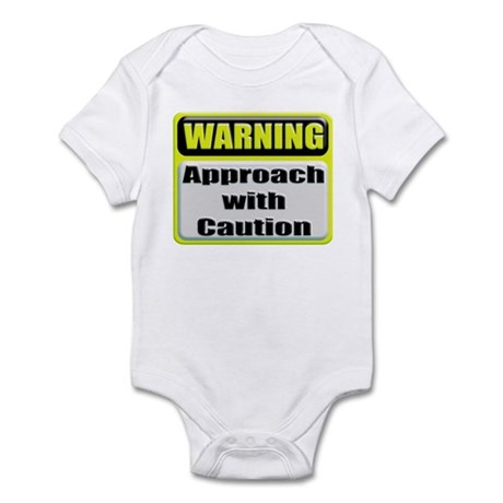 Approach With Caution Infant Bodysuit
