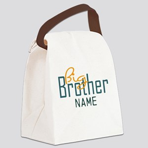 Personalized Add Name Big Brother Print Canvas Lun