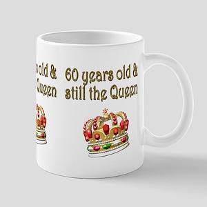 MAJESTIC 60 YR OLD Mug