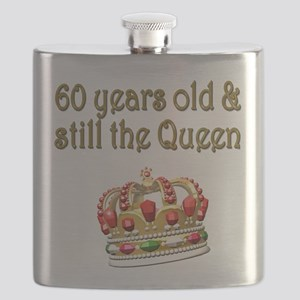 MAJESTIC 60 YR OLD Flask