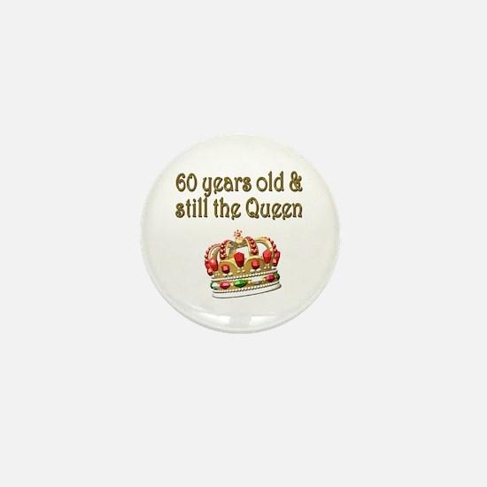 MAJESTIC 60 YR OLD Mini Button