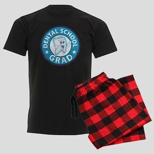 Dental School Graduation Men's Dark Pajamas