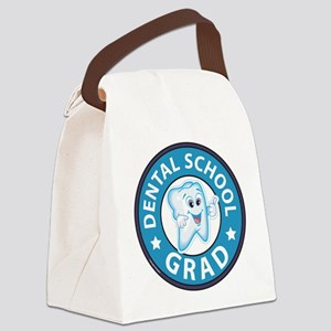 Dental School Graduation Canvas Lunch Bag
