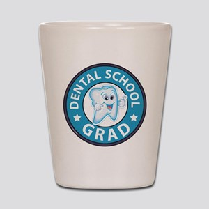 Dental School Graduation Shot Glass