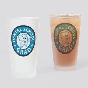 Dental School Graduation Drinking Glass