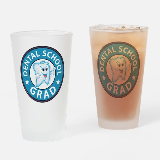 Dental School Graduation Drinking Glass