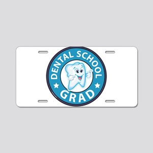 Dental School Graduation Aluminum License Plate