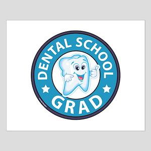 Dental School Graduation Small Poster