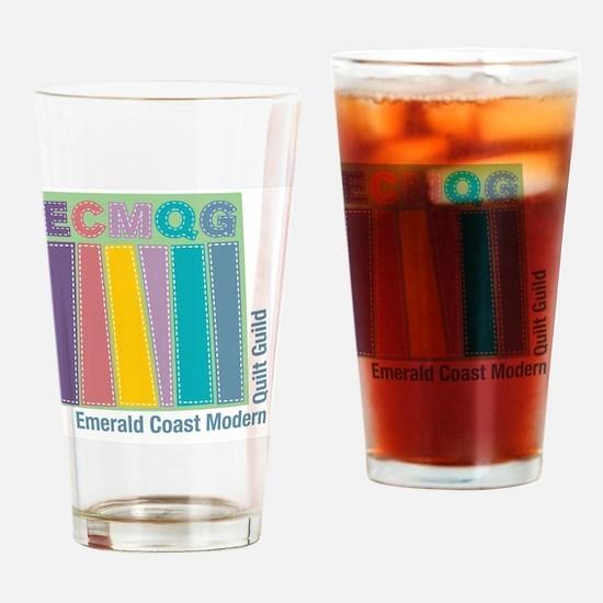 ECMQG Drinking Glass